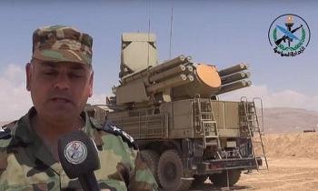 Nga sẽ bán thêm cho Syria hệ thống phòng không tầm trung tối tân
