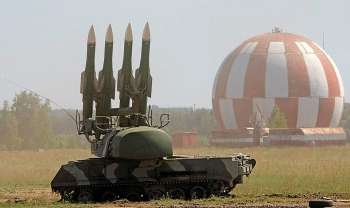 Tên lửa Israel bị hệ thống phòng không Nga cho 'nếm mùi'