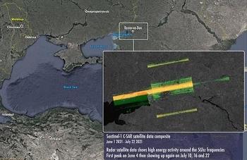 Tổ hợp EW Nga 'làm mù' tàu chiến Ukraine tại Biển Azov?