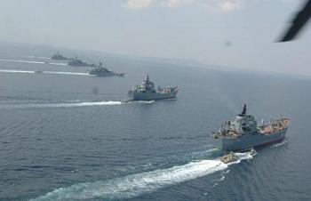 Nga tố phương Tây đang thổi phồng căng thẳng ở Biển Đen