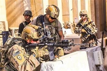 Mỹ chốt thời 'ngừng chiến đấu' ở Iraq sau hơn 18 năm