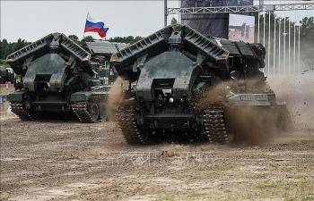 Khoảng 1.000 lính Nga sẽ tập trận chung ở biên giới Afghanistan