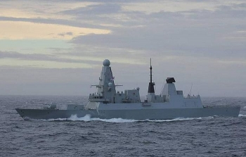 Tham mưu trưởng Hạm đội Biển Đen bị cách chức