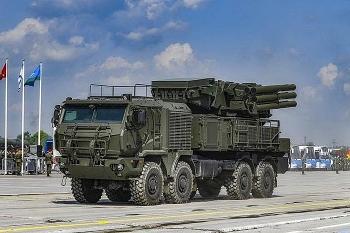 Nga triển khai các tổ hợp Pantsir-SM tại nhiều khu vực chiến lược