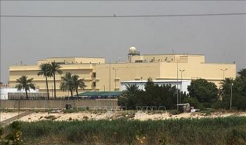 Đại sứ quán Mỹ tại Iraq lại bị nã Rocket