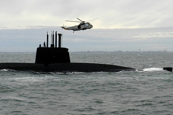 Hải quân Mỹ tuyên bố đã