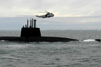 """Hải quân Mỹ tuyên bố đã """"đánh chìm"""" thành công một """"tàu ngầm Nga"""" ở Đại Tây Dương"""