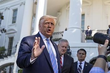 Tổng thống Trump khẳng định không quan tâm ai mua TikTok, chỉ cần đem lại lợi nhuận cho Mỹ