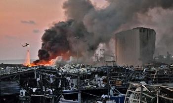 Nổ kinh hoàng khiến gần 4.000 người thương vong, Lebanon ban bố tình trạng khẩn cấp