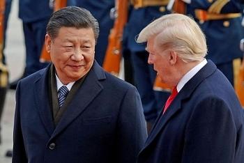 """Thời báo Hoàn Cầu: Quan hệ Mỹ - Trung như """"phu thê"""", rất khó để tách rời khỏi nhau"""