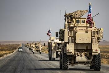 Căn cứ quân sự Mỹ ở Syria bị dội tên lửa, chưa có thông tin về thương vong