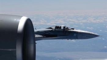 Phát hiện 32 máy bay gián điệp áp sát không phận, Nga tức tốc điều chiến đấu cơ đánh chặn