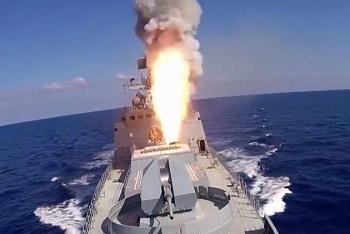 Hải quân Nga bất ngờ tuyên bố thử nghiệm