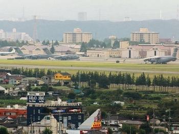 Nhật Bản cấm máy bay không người lái bay qua 15 cơ sở quân sự của Mỹ