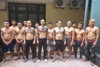 Phú Lê và đàn em bị bắt: 16 đệ tử của