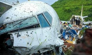 Vụ máy bay rơi làm 20 người chết ở Ấn Độ: Đã tìm thấy hộp đen và máy ghi âm buồng lái