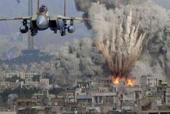 Israel không kích dữ dội vào các mục tiêu quân sự của Syria, Nga đưa ra cảnh báo sắc lạnh