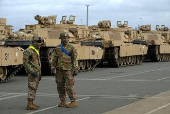 Mỹ bất ngờ điều quân