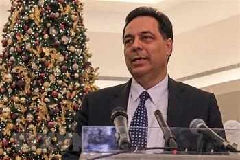 Thủ tướng Lebanon tuyên bố từ chức sau thảm hoạ ở Beirut