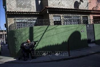 Xả súng đẫm máu tại Brazil khiến 17 người thương vong