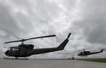 Bí ẩn vụ trực thăng quân sự Mỹ bị bắn khi đang huấn luyện tại bang Virginia