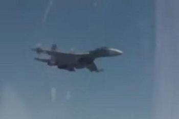 Truyền thông Nga: Máy bay quân sự Mỹ quay đầu khi gặp chiến đấu cơ nước này