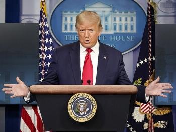 Ông Trump: Nga