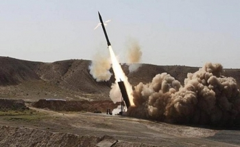Căn cứ Mỹ ở Iraq lại bị dội 2 quả rocket Katyusha, chưa rõ bên nào tấn công