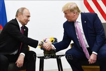 Cố vấn an ninh Mỹ phủ nhận tin ông Trump muốn gặp ông Putin trước bầu cử