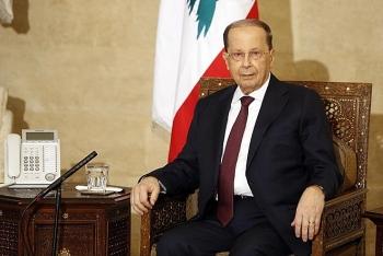 Tổng thống 85 tuổi của Lebanon quyết không từ chức dù cả chính phủ đã