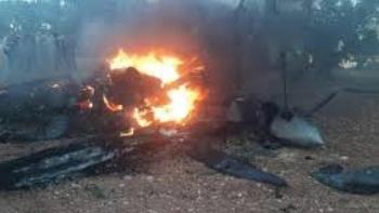 Máy bay do thám không người lái Mỹ rơi bí ẩn tại Syria