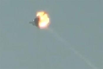 Máy bay Thổ Nhĩ Kỳ bị bắn hạ ở Iraq bởi tổ hợp phòng không Nga