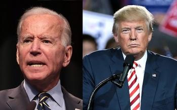 """Tổng thống Trump chỉ trích đối thủ Joe Biden chỉ giỏi """"võ mồm"""""""