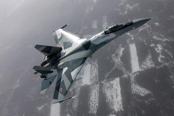 Nga điều chiến đấu cơ chặn máy bay do thám vi phạm không phận trên Biển Baltic