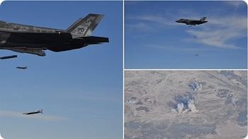 Video: F-35A và bom GBU-39 thể hiện sức mạnh vô song trên bầu trời