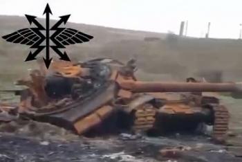 Armenia tung video xe tăng T-90 Azerbaijan bị đạn pháo bắn tan nát