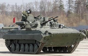 Nga điều động 17 xe chiến đấu bộ binh BMP-2M tới Tajikistan, chuẩn bị tập trận