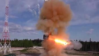 Nga chốt phóng thử tên lửa đạn đạo liên lục địa Sarmat trong năm nay