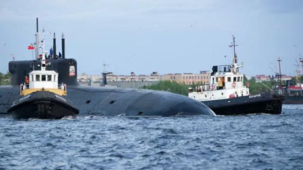 Hải quân Nga nhận 3 tàu ngầm chạy bằng năng lượng hạt nhân vào cuối năm nay