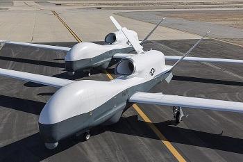 Syria tung bằng chứng bắn rơi UAV đắt đỏ của Mỹ