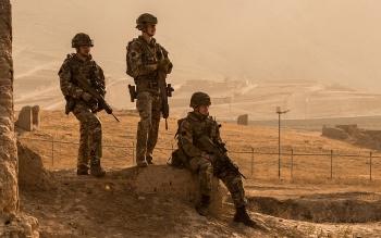 Anh chỉ trích thỏa thuận rút quân khỏi Afghanistan của Mỹ