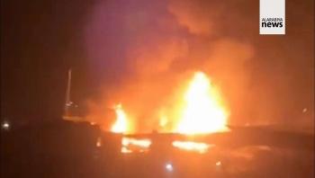 Xe bồn chở xăng phát nổ kinh hoàng ở Bắc Lebanon, ít nhất 20 người thiệt mạng