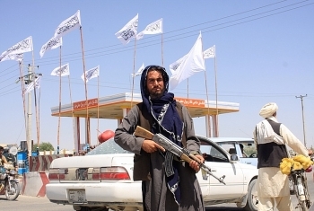 Jalalabad thất thủ, chính phủ Afghanistan chỉ còn duy nhất thủ đô Kabul