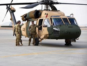 Ông Trump nuối tiếc vì quân đội Mỹ không phá hủy thiết bị quân sự trước khi rời Afghanistan