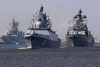 Hạm đội Thái Bình Dương của Nga sắp có thêm tàu ngầm hộ vệ tối tân