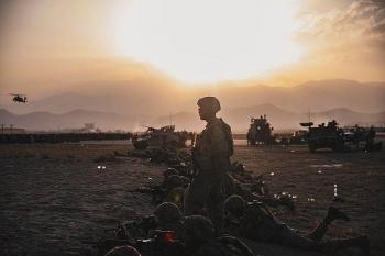 Lính Mỹ có thể sẽ ở lại Afghanistan sau hạn chót rút quân