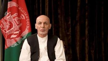 Cựu Tổng thống Afghanistan phản hồi thông tin ôm tiền tháo chạy khỏi Kabul