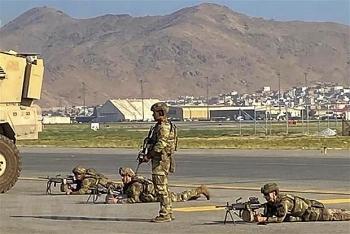 Bộ trưởng Anh: Phương Tây bị coi thường khi rút quân khỏi Afghanistan