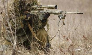UAV bắn tỉa - 'sát thủ' thầm lặng hỗ trợ quân đội Nga tác chiến