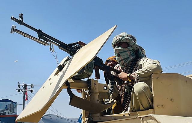 Taliban không cho máy bay quân sự Ukraine đáp xuống Kabul?
